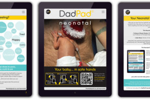 DadPad Neonatal Preview