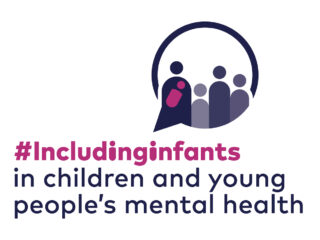 Infant Mental Health Awareness Week logo 2021